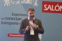 """Ben Wihtaker - Director de innovación, Masabi - Conferencia """"Formas innovadoras de pago"""""""