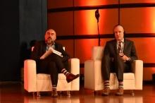 """Richard Romero - Jeffrey Busby - Conferencia """"Política Pública - Clave para el desarrollo del transporte"""""""