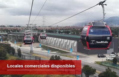 Locales comerciales - TransMiCable
